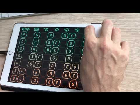 New tutorial videos - How to connect iPad MIDI controller apps to