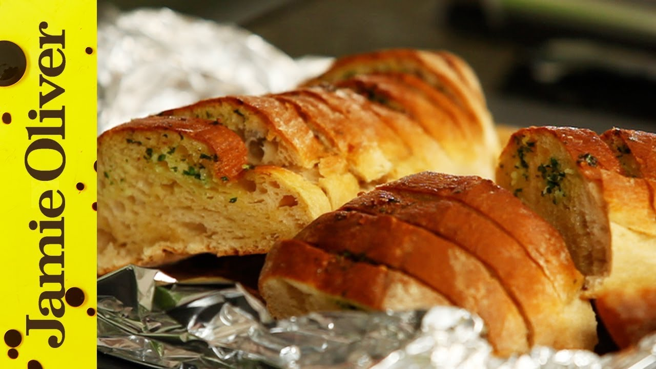 Homemade Garlic Bread from Kerryann's Family Cookbook