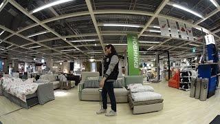 VLOG × НОЧЬ В ЗАКРЫТОЙ IKEA!