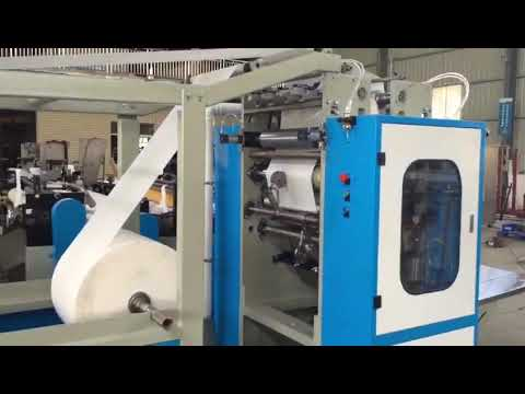 Facial Tissue Paper Making Machine
