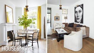 House Tour: A Designer's Stunning Toronto Home Makeover (Part 1)