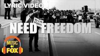 """Need Freedom"" By Jamal (Jussie Smollett)"