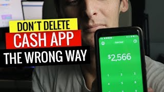 How To Delete Your Cash App Account (The RIGHT Way To Permanently Delete)