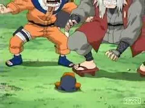 Jiraiya pretty fly for a white guy