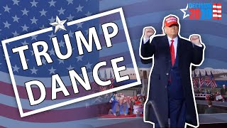 #TRUMP 2020 #VICTORY DANCE TO Y.M.C.A. (10 hours!)