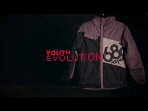 Youth Evolution Feature by 686