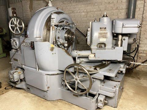 Gleason No 16 Spiral Bevel Gear Generator