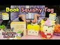 📚 BOOK SQUISHY TAG | Spesial Hari Buku Sedunia 23 April 👩🏼🎓📒👨🏼🎓 💖