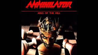 Annihilator - King Of The Kill (Full album)