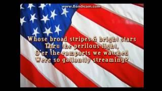 United States National Anthem English Lyrics (USA Independence Day)