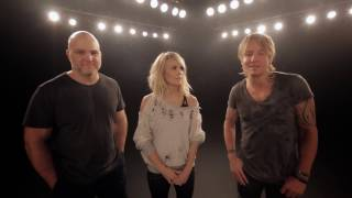 "Keith Urban   Behind The Music Video: ""The Fighter"" Featuring Carrie Underwood"