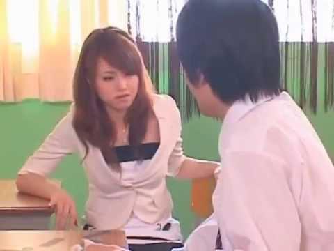 Japanese teacher akiho yoshizawa