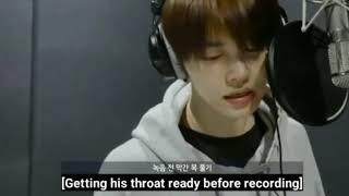 [ENGSUB] TXT REAL VOICES (RECORDING CROWN)
