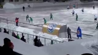 Нарезка голов в скандальном матче Водник - Байкал-Энергия 9:11    26.02.2017