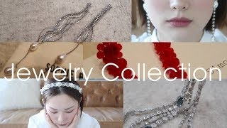 我的首饰合集 + 最新HM环保系列开箱 | My Jewelry Collection + HM Conscious 2019 | Celine  Simone Rocha Margiela