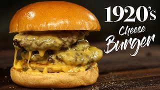 I Made This Lost CHEESEBURGER Recipe And It Blew My Mind!