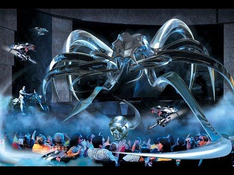 Terminator 2®: 3-D