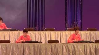 「影を慕いて」第8回シニアコンサート 大正琴演奏