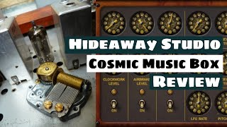 Hideaway Studio The Cosmic Music Box For Kontakt 5 Hands On Review | SYNTH ANATOMY