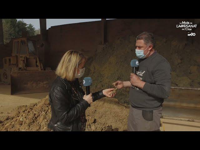 Mois de l'Artisanat de l'Oise : Christophe et Vincent Dewulf, briquetiers