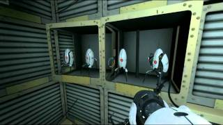 Portal 2 - The Secret Turret Song (HD)