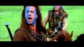 Braveheart (1995) - Best scene - William Wallace