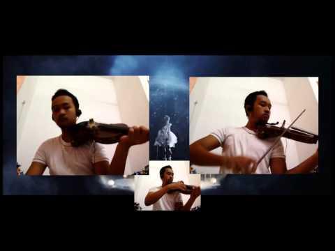 Farkhan - Shatter Me (Lindsey Stirling Violin Cover)