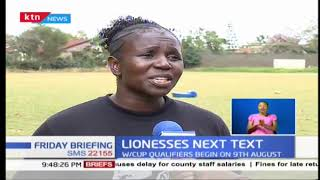 Kenya Lionesses ready for Rugby qualifiers
