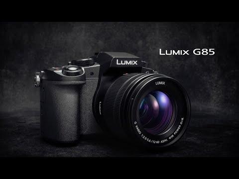 Panasonic LUMIX DMC-G85 4K Tutorial