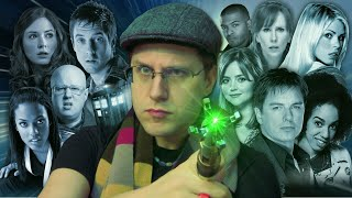Doctor Who Companions (Modern Era) Ranked