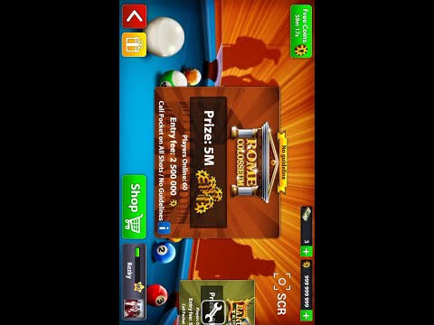 Video Cara cheat coin 8 ball pool android