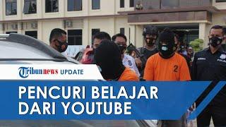 Pencuri Spesialis Pecah Kaca Mobil di Demak Ditangkap Polisi, Mengaku Belajar dari Youtube