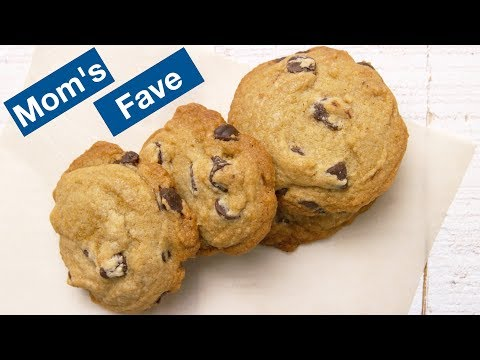 🔵 Coffee Shop Chocolate Chip Cookie Recipe || #LeGourmetTV Recipes