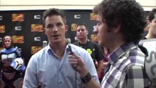 Matt Lanter Interview, Voice Of Anakin Skywalker