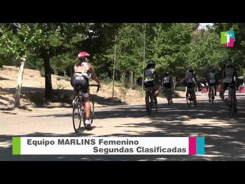 Diablillos, campeones de Madrid contrarreloj por equipos sprint