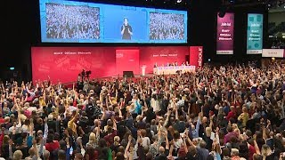 video: As Labour descends into its own internal class war, Corbyn's grip on the party is loosening