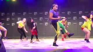 GULLY CREEPA in Melbourne Australia (Latonya Style Dancehall Workshop)