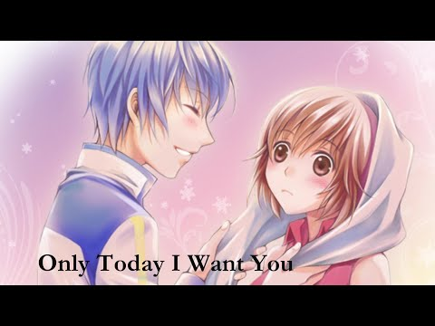 【KAITO V3 & MEIKO V3】Only Today I Want You【年長組・オリジナル・ほぼ英語】