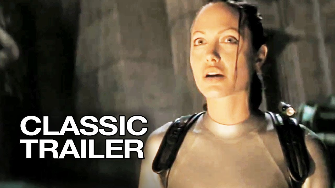>Lara Croft Tomb Raider: The Cradle of Life (2003) Official Trailer #1 - Angelina Jolie Movie HD