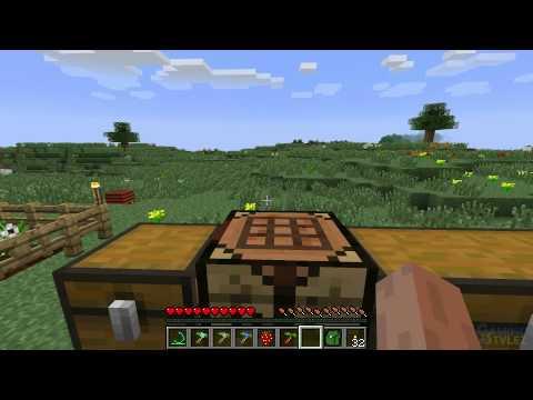 Weee! Flowers & Simple HarvestCraft - Minecraft Mod Spotlight [1080p]