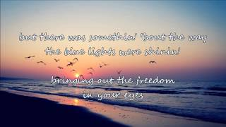 Sam Hunt - Cop Car (with lyrics)[CD version - unofficial lyric video]