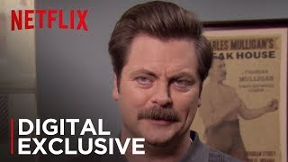 Ron Swansons Life Lessons | Parks And Recreation | Netflix