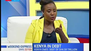 Every Kenyan needs to pay at least Sh100,000 to clear the country's mushrooming public debt