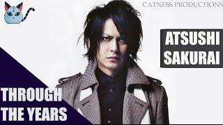 Through The Years: Atsushi Sakurai (1984-2016) | Catness Productions