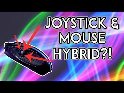 A Mouse & Joystick hybrid?!! – Lexip Mouse Review