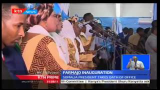 President Uhuru Kenyatta calls on IGAD, African Union and International Community to support Somalia