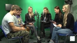 preview picture of video 'VOŠ JAK:  Beseda ve studiu'