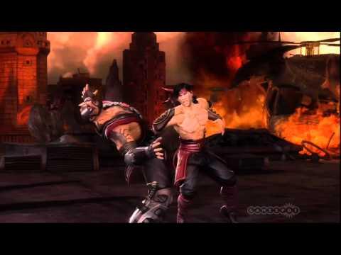 Liu Kang Drops a Bicycle Kick in New Mortal Kombat Trailer