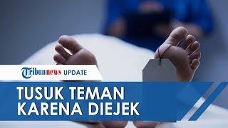 Diejek Buta Huruf, Pemuda di Bandung Tega Bunuh Temannya, Dua Jam Kemudian Langsung Ditangkap Polisi