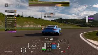 Gran Turismo™SPORT[EPIC BATTLE FOR 1ST] autodromo lago maggiore